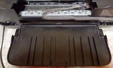 iP2700 トレイ設置