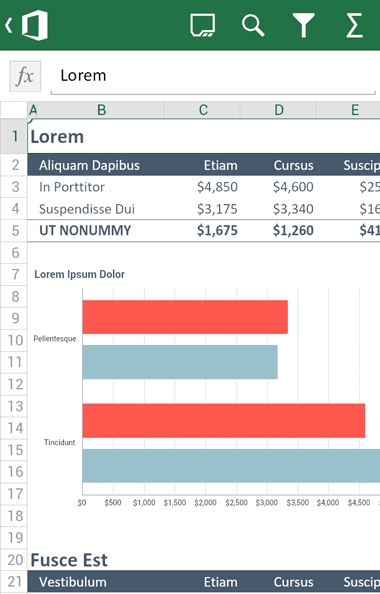OneDrive+Excel