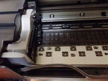 iP2700 CISS ホース調整