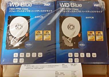 WD Blue WD10EZEX